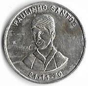 Token - Jornal O Jogo (Paulinho Santos) – obverse