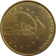 Wolftaler - Wolfhagen – obverse
