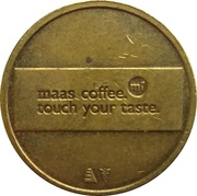 Token - Maas Coffee – obverse