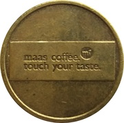 Token - Maas Coffee – reverse
