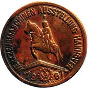Franz Berrenberg Werkzeugmachinen – obverse