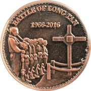 Token - Battle of Long Tan – obverse