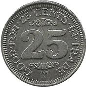 25 Cents - Josie's Coin Laundry (Roseville, Minnesota) – reverse