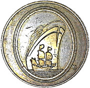 10 Cents - Holland America Line – obverse