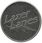 Token - Lazer Lanes – obverse