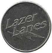 Token - Lazer Lanes – reverse
