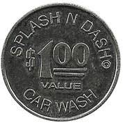 1 Dollar - Splash and Dash Car Wash – reverse
