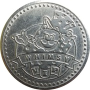 Game Token - Whimsy VIP – obverse