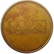 Token - Sporrong (24.2 mm) – obverse