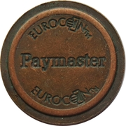 Token - Eurocoin (Paymaster) – reverse