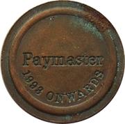 Token - Eurocoin (Paymaster) – obverse