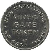 Video Game Token – obverse