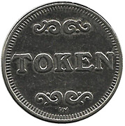 Token - Three Palms Avalon Arcade (Catalina Island, California) – reverse