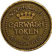 Carwash Token – obverse