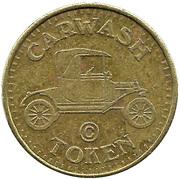 Carwash Token (No Cash Value; 28.5 mm) – obverse