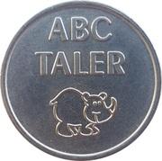 ABC Taler - ABC Apotheke (Oberhausen) – reverse
