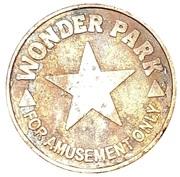 Amusement Token - Wonder Park – obverse