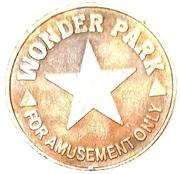 Amusement Token - Wonder Park – reverse