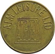10 Pence - AFM Leisure Ltd – obverse