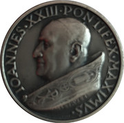 Token - Ioannes XXIII (Second Ecumenical Council) – obverse