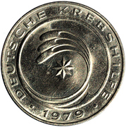 Token - Mildred Scheel – reverse