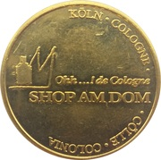 Token - Shop Am Dom (Köln) – obverse