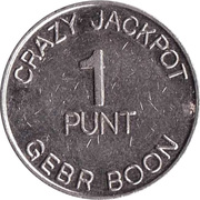 1 Punt - Crazy Jackpot – reverse