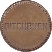 Token - Ditchburn – obverse