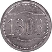 10 Pfennig - Wertmarke Imperator – obverse