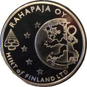 Token - Mint of Finland (Porkkala) – reverse