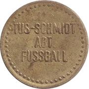 Token - Tus-Schmidt Abt. Fussball – obverse