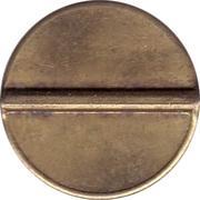 Token - Gas-marke – reverse