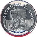 Token - Sunoco Landmarks of America (Mackinag Island) – obverse