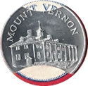 Token - Sunoco Landmarks of America (Mount Vernon) – obverse