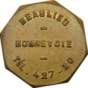 Token - Café Beaulieu (Luxembourg) – obverse