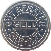 Gauss Taler - Gauss Apotheke (Göttingen) – reverse