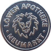 Pharmacy Token - Löwen Apotheke (Neumarkt) – obverse