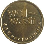 Car Wash Token - Well Wash – obverse