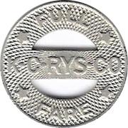 Full Fare - K.C. Rys. Co (Kansas City, Missouri) – reverse