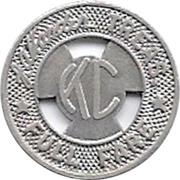 Full Fare - Kansas City Public Service Co. (Kansas City, Missouri) – reverse
