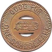 1 School Fare - Tampa Transit Lines, Inc. (Tampa, Florida) – reverse