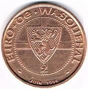 2 Euro (Wasquehal) – obverse