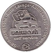 1 Unichip - Uniwash (Oberriet) – reverse