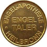 Engel Taler - Engel Apotheke (Heilbronn, Neckarsulm) – obverse