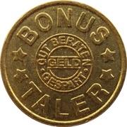 Bonus Taler - Regenbogen Apotheke (Witten) – reverse