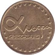 Game Token - Alfa Group – obverse