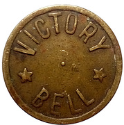 5 Cents - Victory Bell – obverse