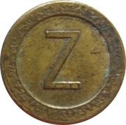 20 Centimes - Z – obverse
