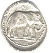 Token Collection BP - Le Trésor des Monnaies Antiques (№IX - Barcides Tetradrachme) – obverse