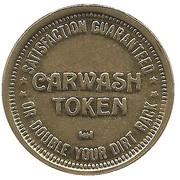 Carwash Token - EZ-Clean Car Wash (Gilroy, California) – reverse